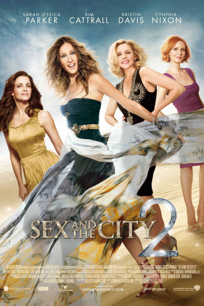 Warner Bros. Pictures - Sex And The City 2