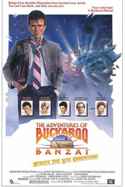 Sherwood Productions - Buckaroo Banzai og det vilde eventyr