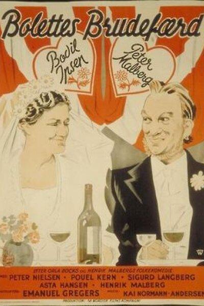 Nordisk Film - Bolettes brudefærd