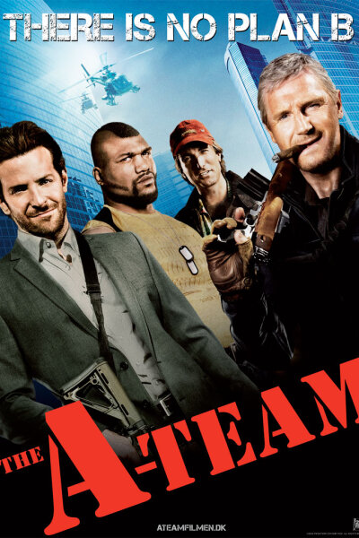 Stephen J. Cannell Productions - The A-Team