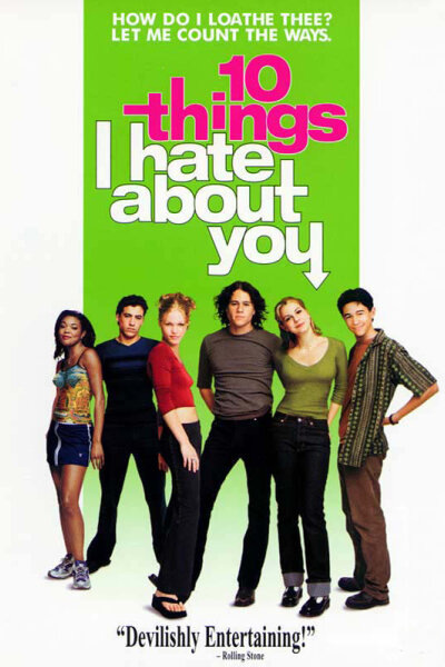 Touchstone Pictures - 10 Things I Hate About You