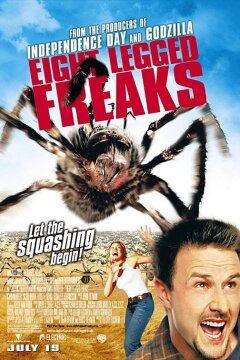 Eight Legged Freaks - kæmpeedderkopperne angriber!