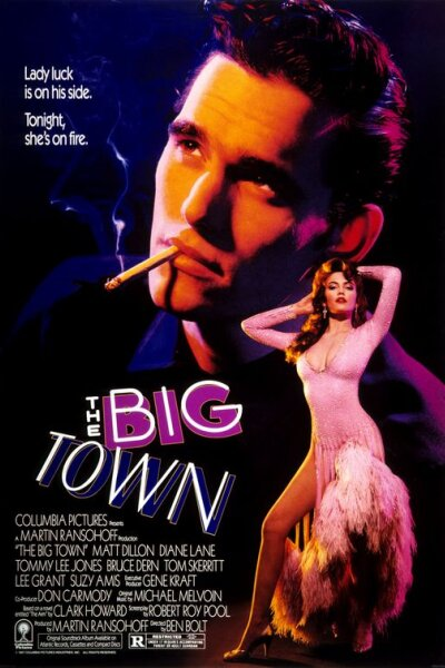 Albacore Productions - The Big Town