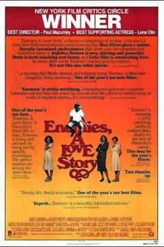 Enemies - A Love Story. En historie om kærlighed