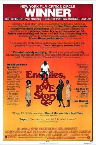 Morgan Creek Productions - Enemies - A Love Story. En historie om kærlighed