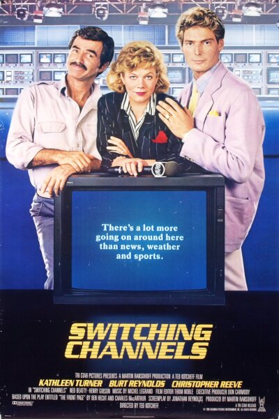Switching Channels - Teknisk uheld