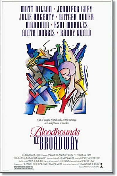 American Playhouse Theatrical Films - Bloodhounds of Broadway