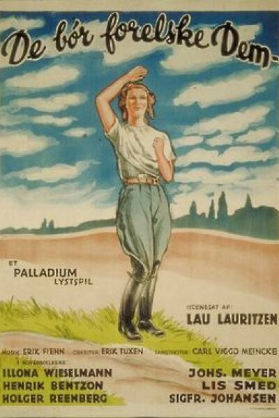 Palladium - De bør forelske Dem