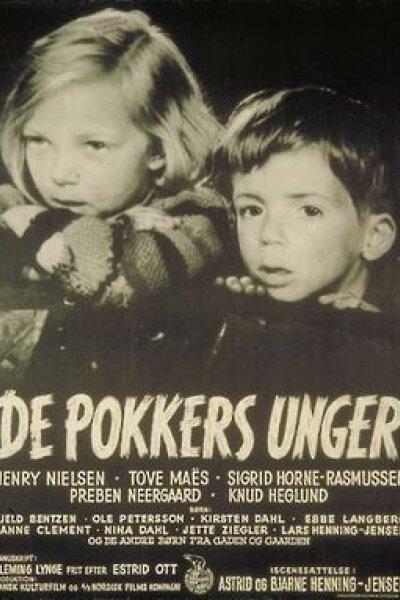 Dansk Kulturfilm - De pokkers unger