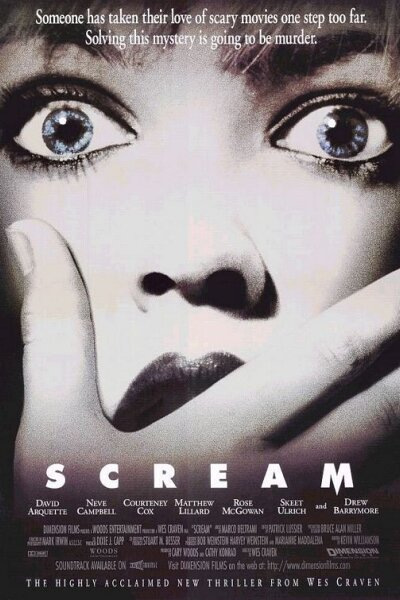 Dimension Films - Scream