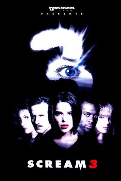 Dimension Films - Scream 3