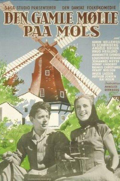 Saga Studio - Den gamle mølle paa Mols