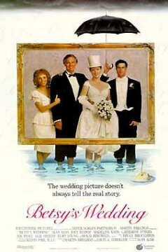 Betsy's bryllup