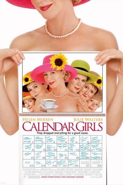 Touchstone Pictures - Calendar Girls