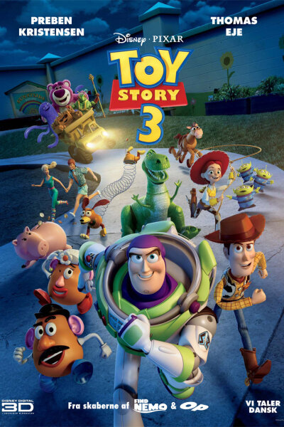 Walt Disney Pictures - Toy Story 3
