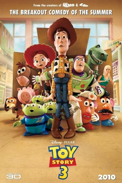 Pixar Animation Studios - Toy Story 3 (org. version)