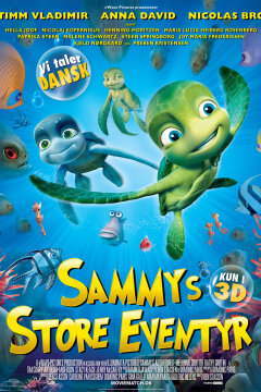 Sammys store eventyr