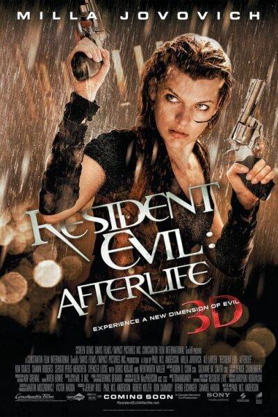 Constantin Film Produktion - Resident Evil: Afterlife