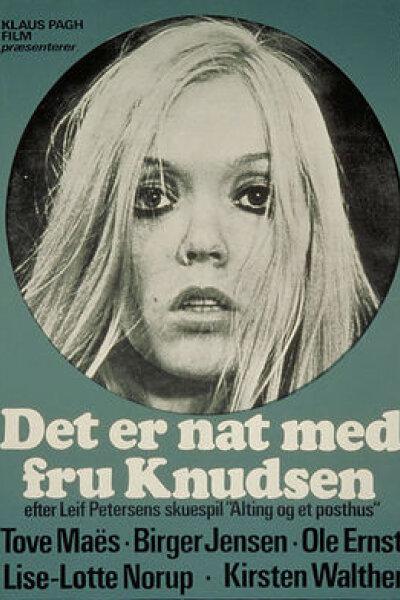 Klaus Pagh Film - Det er nat med fru Knudsen