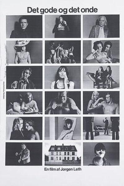 Det Danske Filminstitut - Det gode og det onde