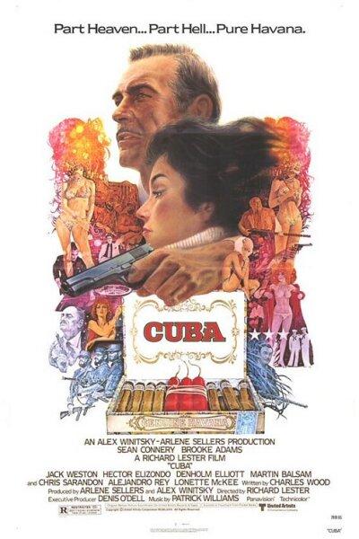 Holmby Pictures - Da Havana røg cigaren