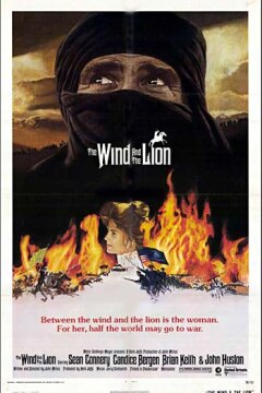 Vinden og løven