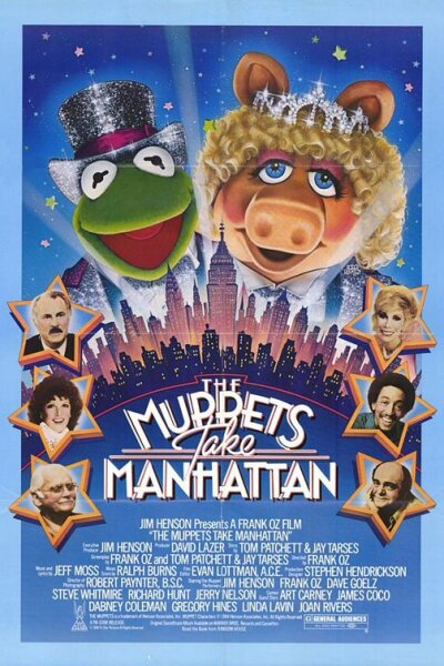 Jim Henson Company, The - Muppets indtager Manhattan