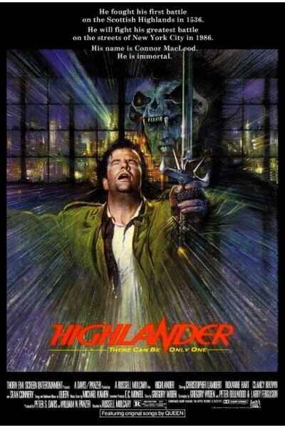 EMI Films LTD. - Highlander - den udødelige