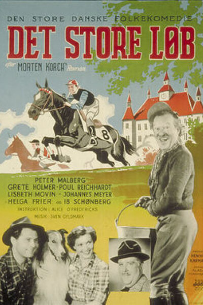 ASA Film - Det store løb