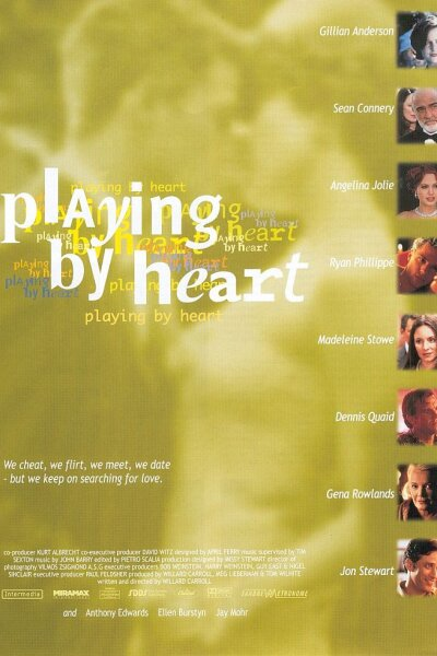 Miramax Films - Playing By Heart