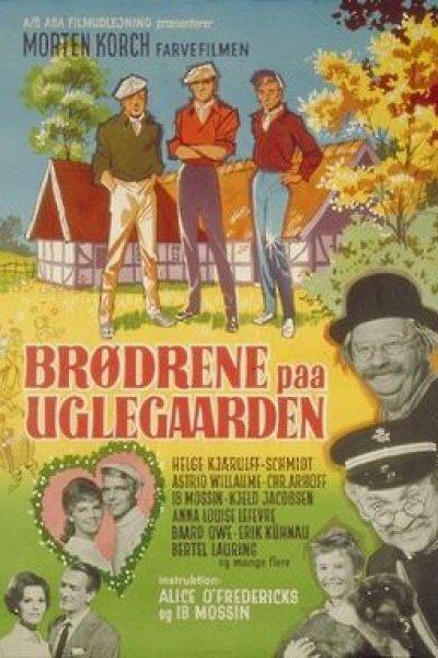 ASA Film - Brødrene på Uglegaarden
