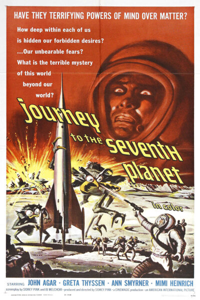 Cinemagic - Journey to the Seventh Planet