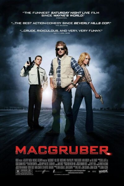 Relativity Media - MacGruber