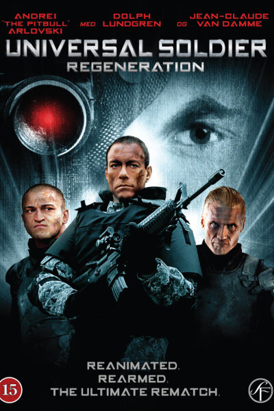 Unisol 3 Distribution - Universal Soldier: Regeneration