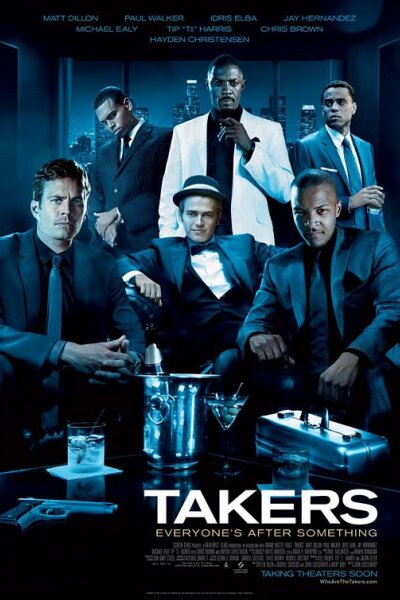 Overbrook Entertainment - Takers