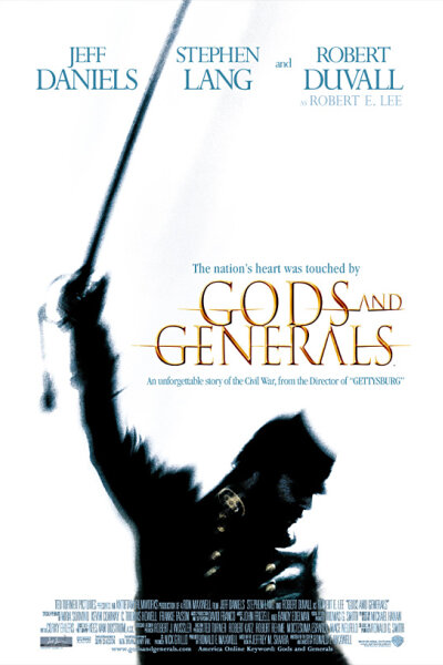 Antietam Filmworks - Gods and Generals