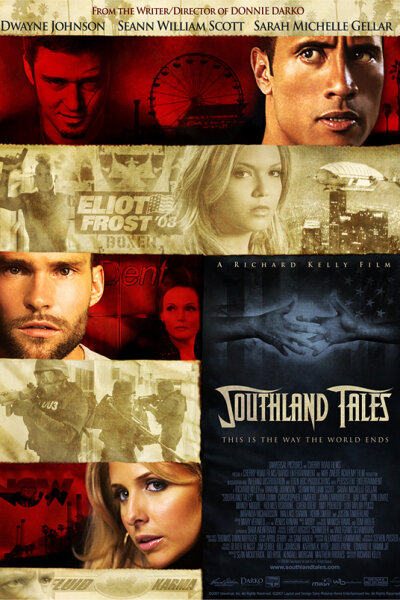 Inferno Distribution - Southland Tales