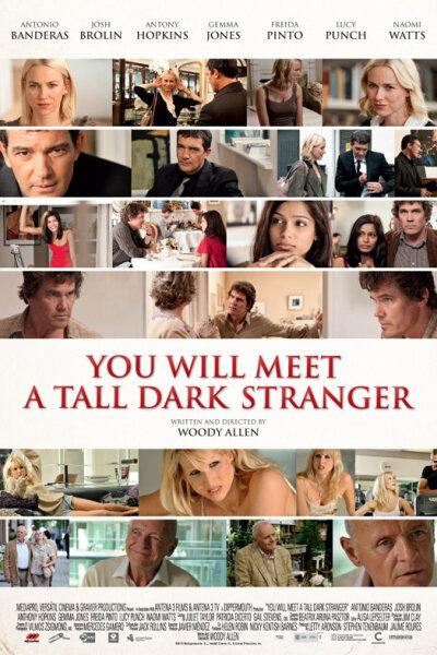 Gravier Productions - You Will Meet a Tall Dark Stranger