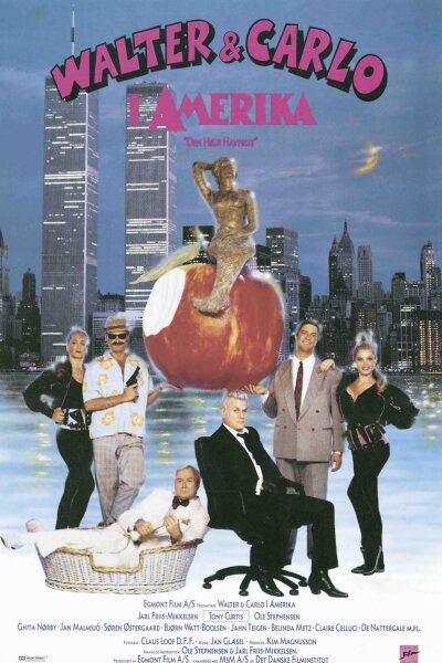 Egmont Film - Walter & Carlo i Amerika