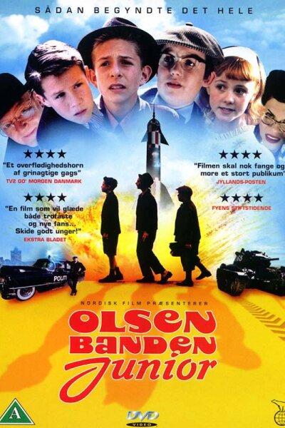 Nordisk Film - Olsen-banden Junior