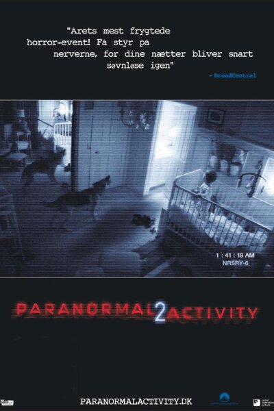 Paramount Pictures - Paranormal Activity 2