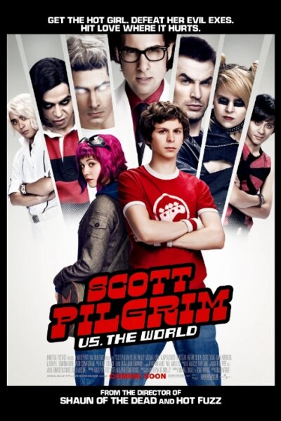 Big Talk Productions - Scott Pilgrim mod verden