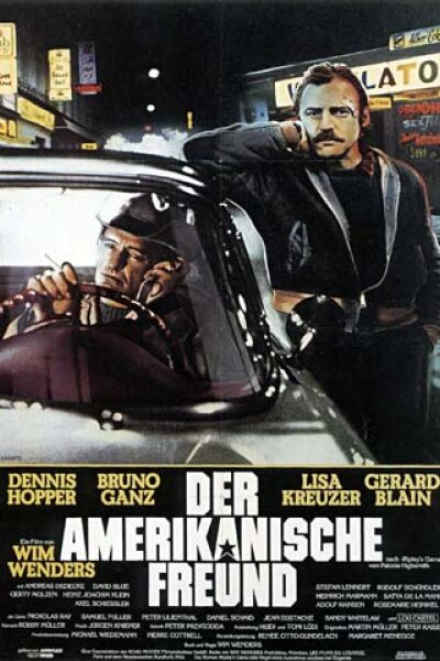 Les Films du Losange - Den amerikanske ven