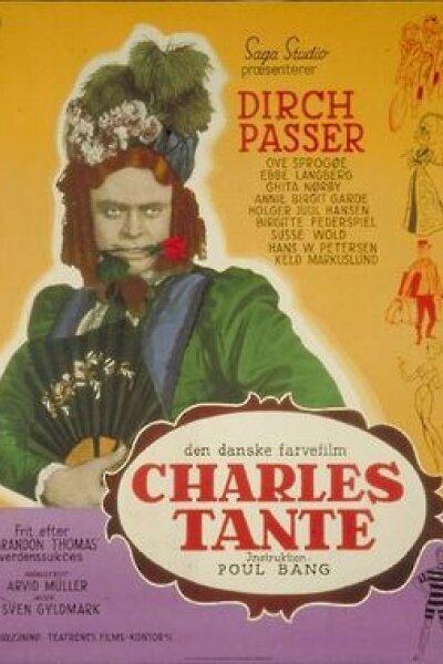 Saga Studio - Charles tante