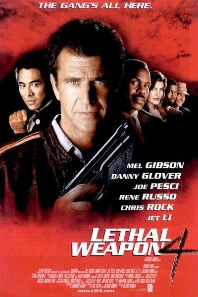 Warner Bros. - Dødbringende våben 4
