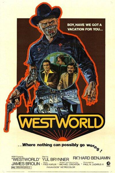 Westworld - vestens vilde robotter
