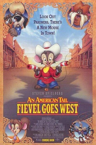 Universal Pictures - Rejsen til Amerika II: Fievel i det vilde vesten