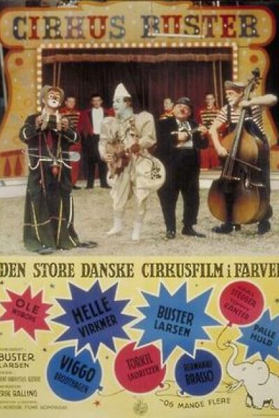 Nordisk Film - Cirkus Buster