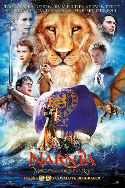 Twentieth Century Fox Film Corporation - Narnia: Morgenvandrerens Rejse