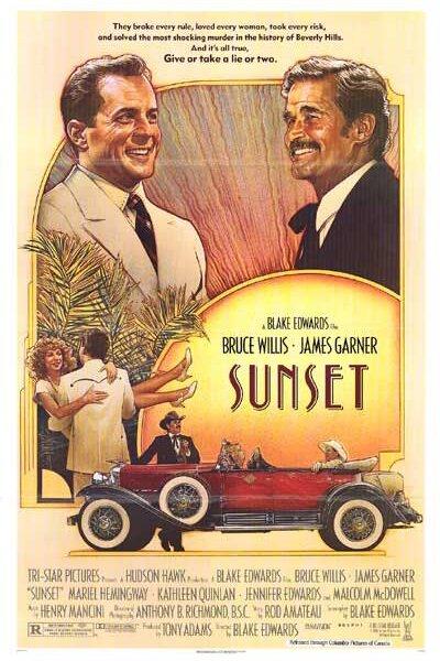Hudson Hawk Films Ltd. - Sunset